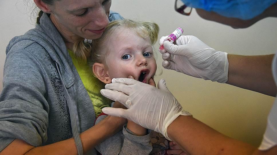За отказ от детских прививок могут ввести юридическую ответственность