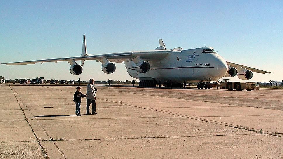 Как КНР поможет Украине в строительстве второго Ан-225