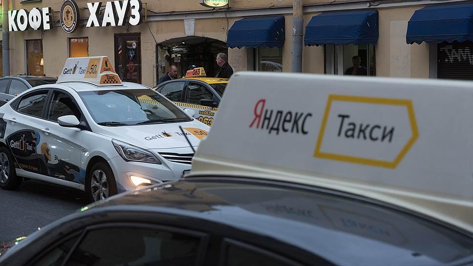 Кто готов заступиться за таксистов в споре с «Яндексом»