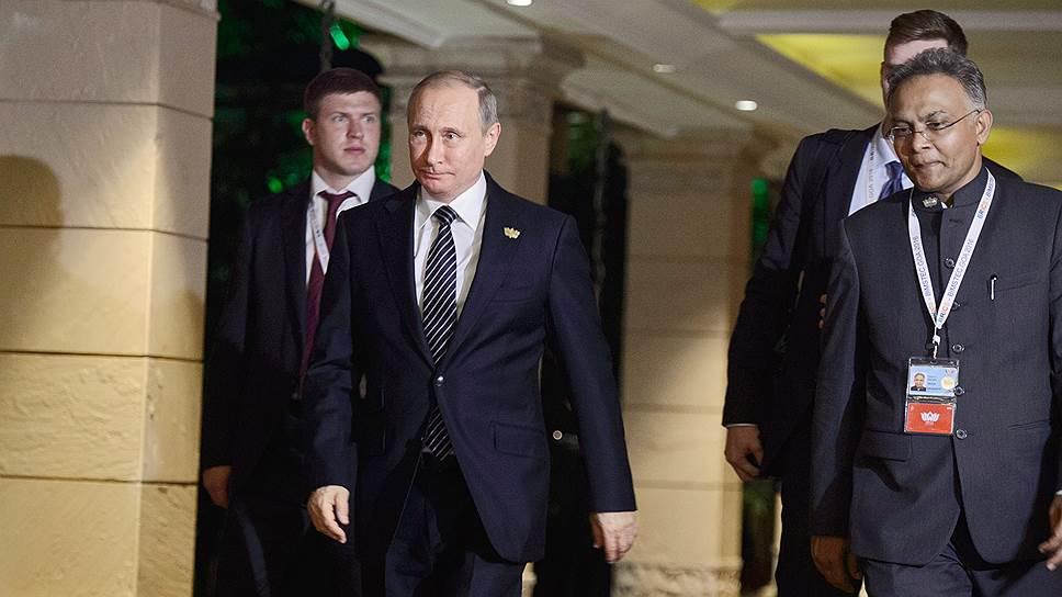 Владимир Путин прокомментировал угрозу новых санкций со стороны ЕС