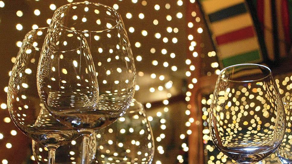 Что будет на столе у российских бизнесменов в новогоднюю ночь