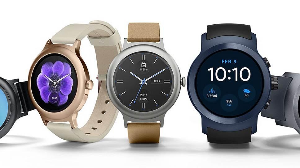 628dc0c3e9a4 На что сделали упор создатели новых смарт-часов, работающих на Android Wear  2.0