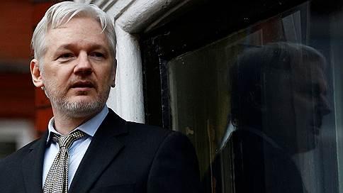 «Джулиан Ассанж вряд ли решится рискнуть своей свободой»  / Корреспондент «Ъ FM» в Лондоне — о ситуации вокруг основателя WikiLeaks