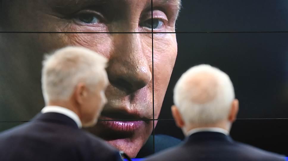 Каким Америка увидела фильм о Владимире Путине