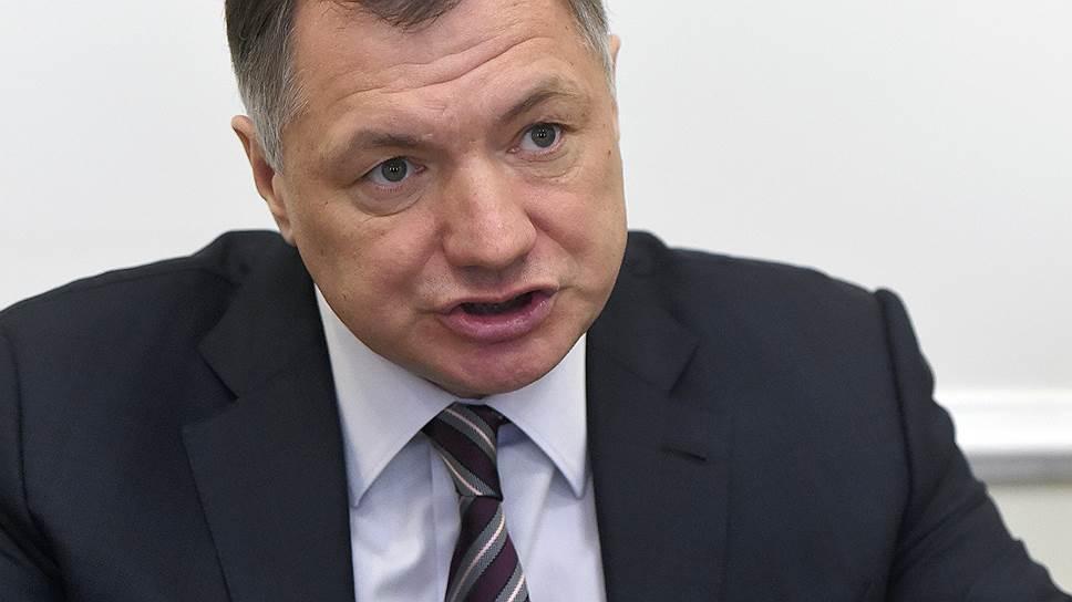 Вице-мэр Москвы Марат Хуснуллин ответил на вопросы о программе реновации