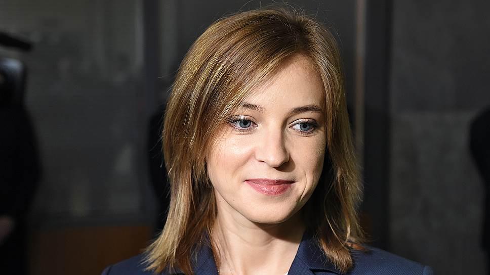 Наталья Поклонская в интервью «Ъ FM» — о ситуации вокруг фильма «Матильда»
