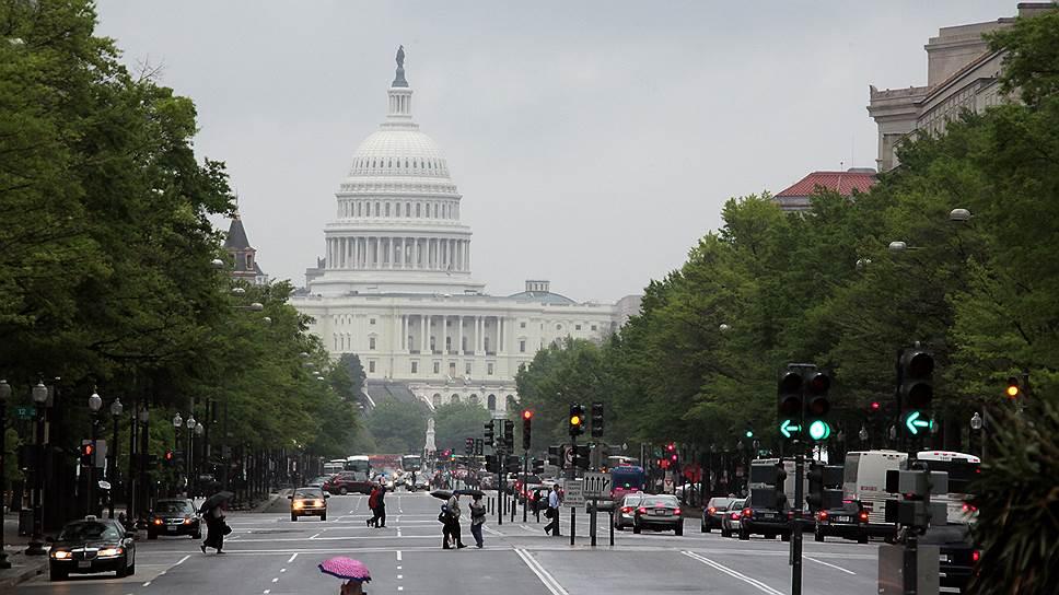 Почему российский самолет на Вашингтоном взбудоражил американцев