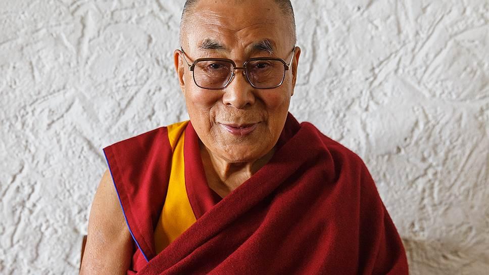 """Далай-лама дал интервью """"Ъ"""""""