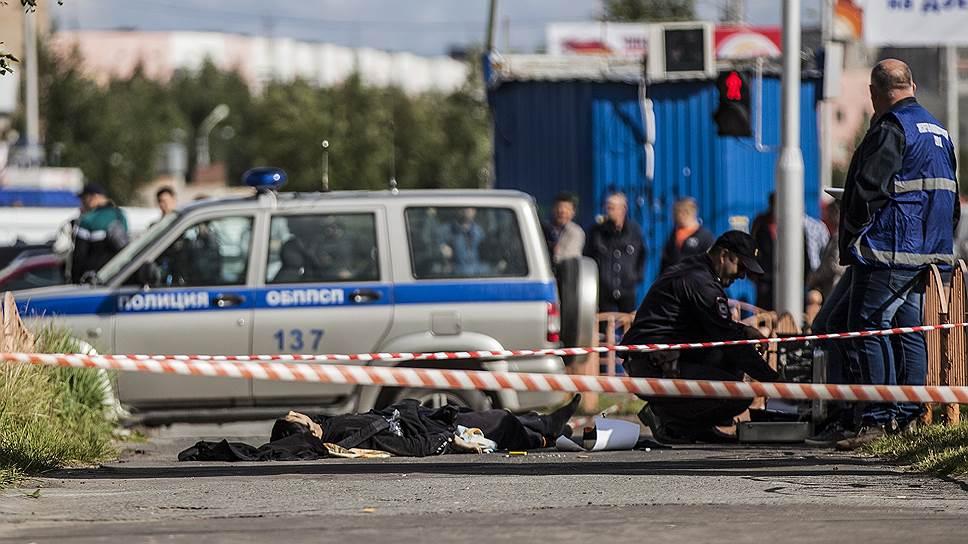 Ъ FM: является ли инцидент в Сургуте терактом