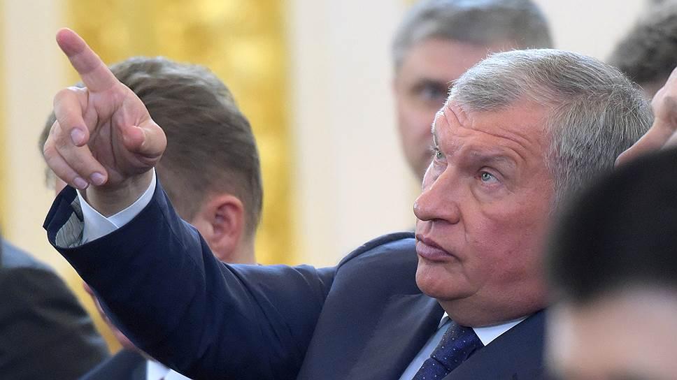 Какую роль сыграет Игорь Сечин в суде по делу Алексея Улюкаева