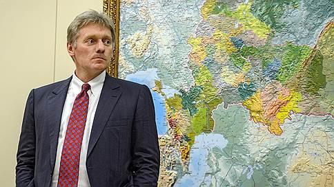 «Миротворцы могут размещаться в зоне конфликта с согласия обеих сторон» // Дмитрий Песков — об условиях ввода миссии в Донбасс