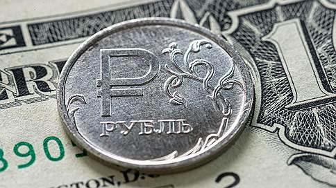 Нетипичное поведение // Что будет с курсом рубля