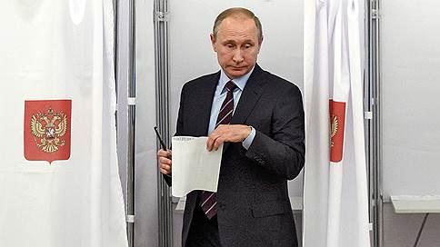 Очевидное и возможное // Готовится ли Владимир Путин к предвыборной кампании