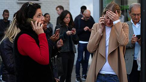 «Главное впечатление свидетелей — ощущение паники» // Корреспондент «Ъ FM» в Лондоне — о взрыве в метро