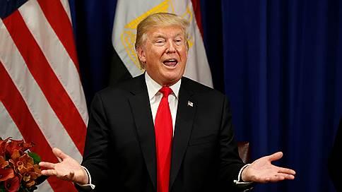 Хроники Намбии // У Дональда Трампа свой взгляд на географию