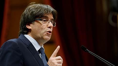 «Огромное количество каталонцев все еще желает независимости»  / Корреспондент «Ъ FM» в Барселоне — о роспуске каталонского парламента
