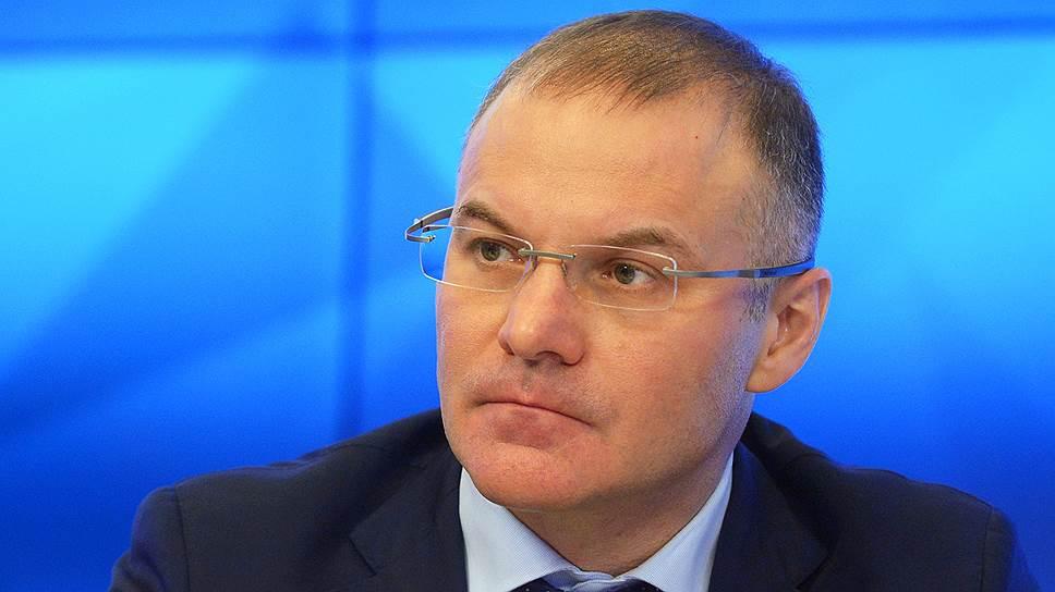 Министр экологии Подмосковья Александр Коган