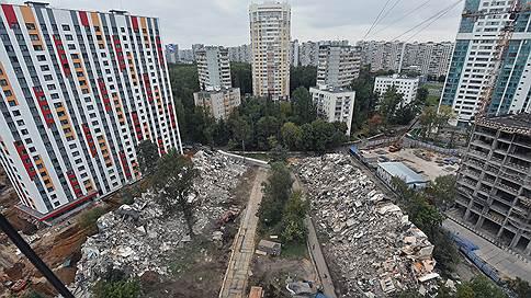 Реновация отодвинула аварийное жилье на второй план  / Какие права есть у обычных переселенцев