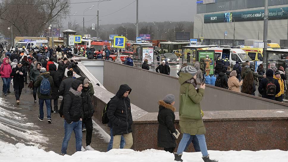 Что могло стать причиной трагедии на Кутузовском проспекте