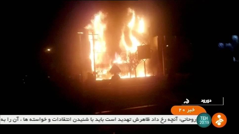 К чему могут привести протесты в Иране