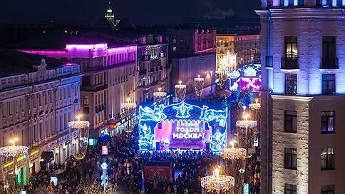 Люди несли деньги на улицы  / Кто заработал на праздновании Нового года в Москве