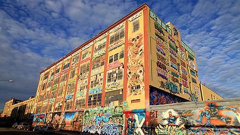 Граффити не горят  / Уличные художники отсудили $7 млн за уничтоженные рисунки