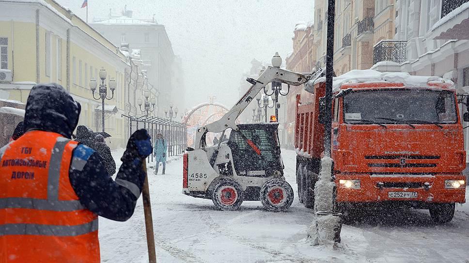 Экспаты — об уборке снега в Москве