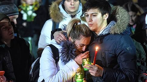 Россия встала плечом к плечу  / Как в стране прошли акции памяти погибших в Кемерово