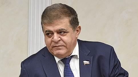 «Сегодня американцы получили по полной программе»  / Сенатор в эфире «Ъ FM» — о закрытии генконсульства США в Санкт-Петербурге