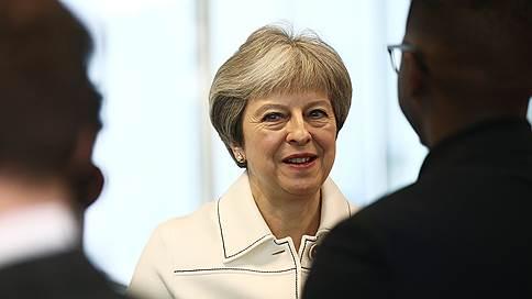 «Тереза Мэй настаивает на том, что иногда нужно действовать быстро» // Корреспондент «Ъ FM» в Британии — о выступлении премьер-министра