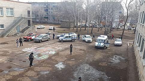 Подросток напал на учеников и педагога в школе Стерлитамака // Что известно об инциденте