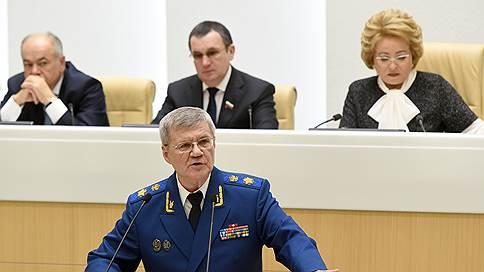 У Совета федерации возникли вопросы к следствию // О чем свидетельствуют заявления Валентины Матвиенко