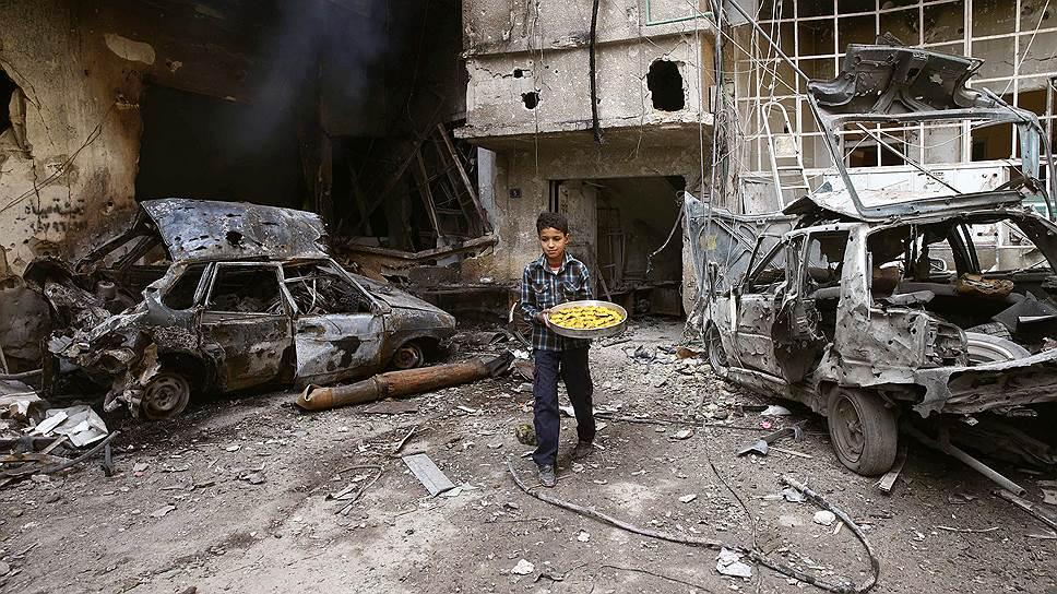 Можно ли доверять предполагаемым очевидцам химатаки в Сирии