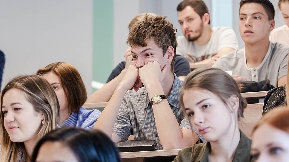 Студенты рассчитывают на большее – Коммерсантъ FM – Коммерсантъ