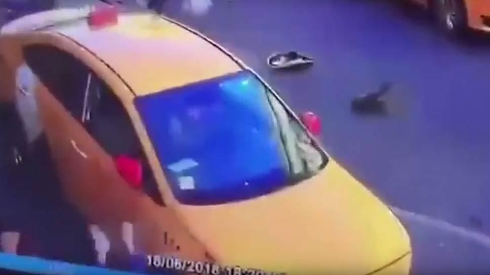 Как сон за рулем окончился аварией