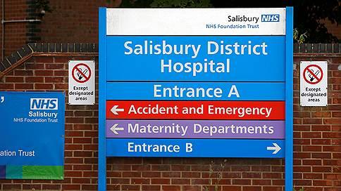 Британские полицейские вновь расследуют загадочное отравление // Что известно о новом инциденте в Солсбери