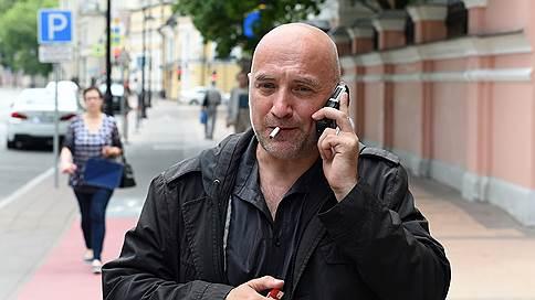 «Для меня это было данью памяти моему товарищу» // Захар Прилепин в интервью «Ъ FM» — о решении уйти с военной службы в Донбассе