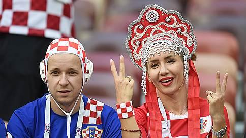 Загреб в огнях и Лондон в слезах // Как отреагировали на результаты полуфинала болельщики Хорватии и Англии