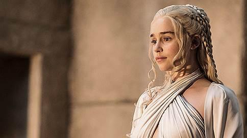 «Игра престолов» готовится к прощанию // Как создатели продолжат зарабатывать после окончания сериала