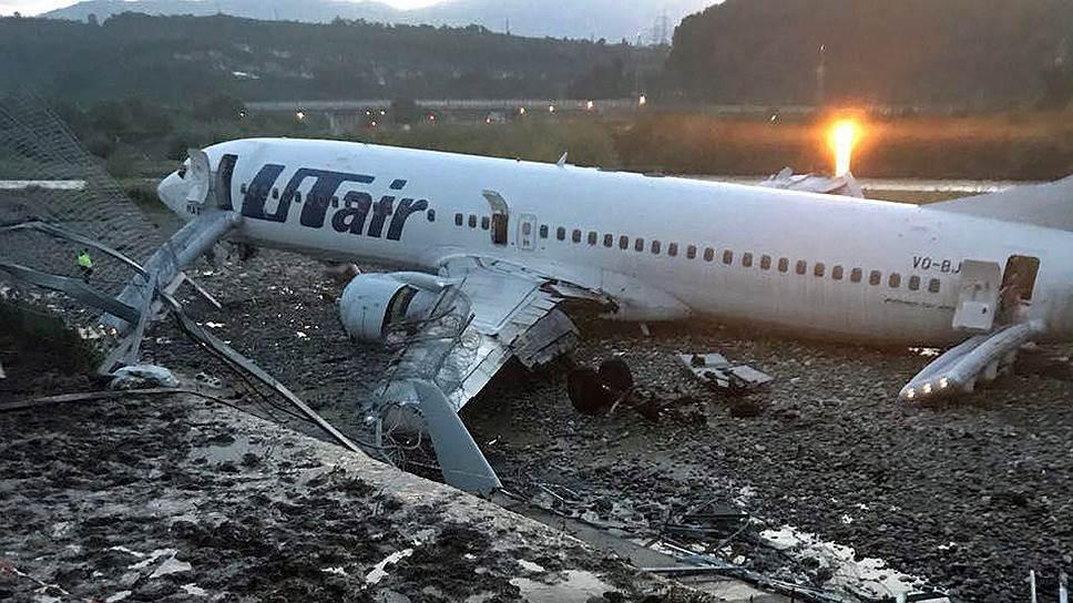 Какие претензии возникли к спасателям в аэропорту Сочи
