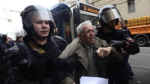 «Мы видели людей с пробитыми головами» // Журналист из Санкт-Петербурга — о задержаниях на несанкционированном митинге