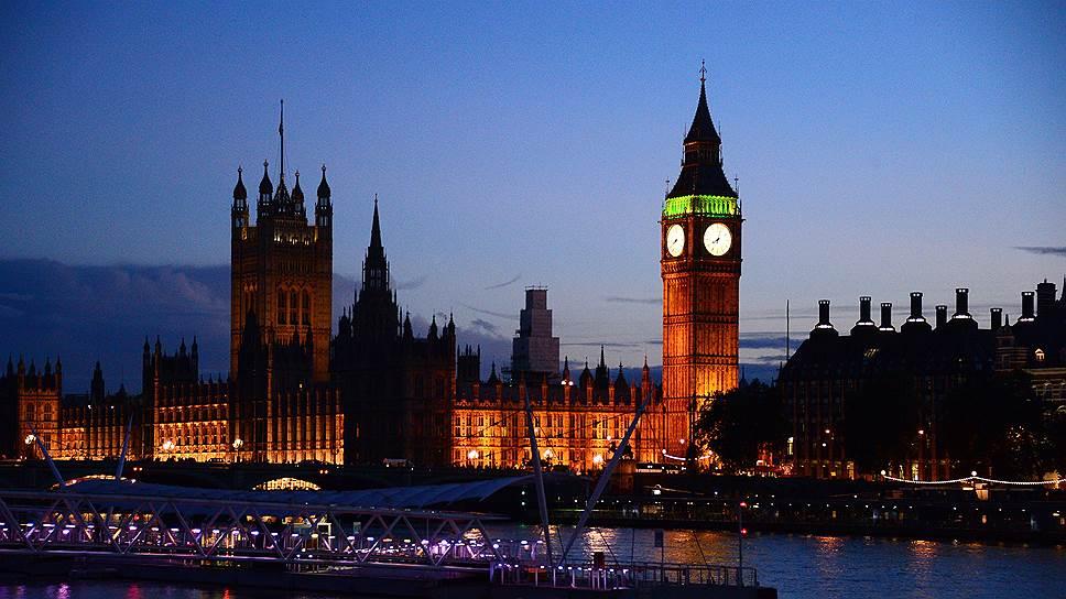 Как Британия борется с «подозрительными» доходами