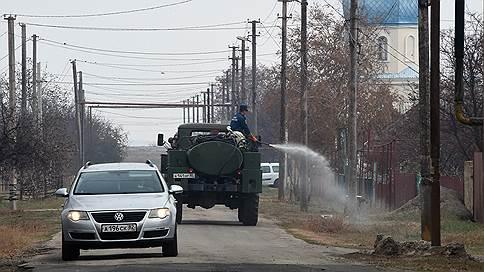 Ситуация в Армянске стала критической // Почему в городе ввели особый режим