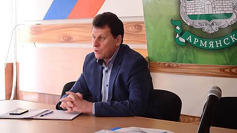 «Закрывать завод на данном этапе нецелесообразно» // Мэр Армянска — о ситуации вокруг предприятия «Титан»