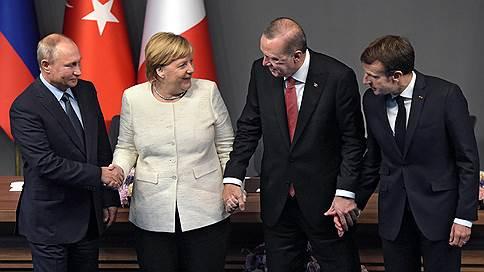 «Малая группа» по Сирии договорилась о судьбе республики // Каковы итоги прошедшего в Стамбуле саммита