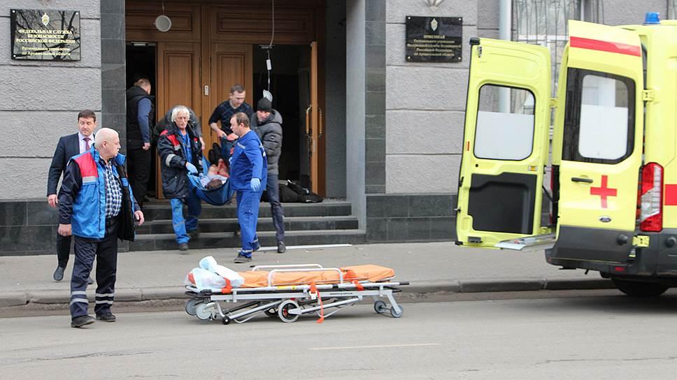 Что известно о подозреваемом в теракте в Архангельске