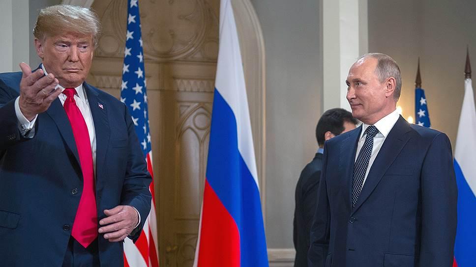 Почему Париж переформатировал встречу лидеров России и США