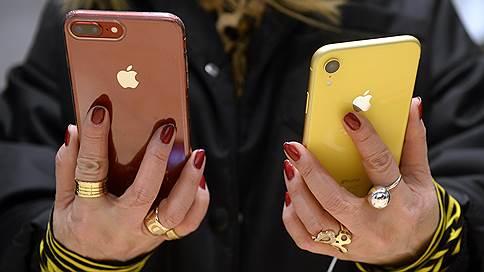 В Apple «пожертвовали» iPhone XR в пользу предыдущих моделей // Почему новинка не пользуется спросом у покупателей