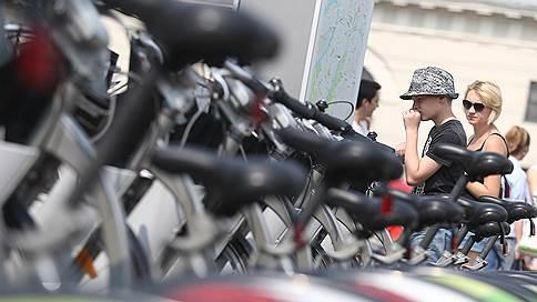 Московскому велопрокату наращивают мощность // Как следует развивать этот вид транспорта