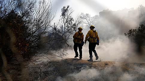 Калифорния подсчитывает потери // К каким последствиям привел лесной пожар